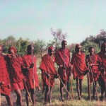 Masai Warriors, Tanzania
