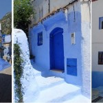 Chefchaouen streets featured