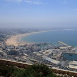 View of Agadir Bay and Marina