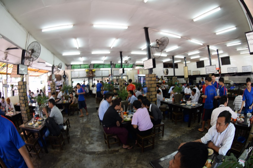 Popular Yangon Restaurant