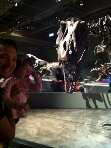 Tali and T Rex
