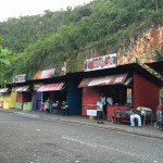 roadside eateries, most are sadly closed  since a bypass was built.